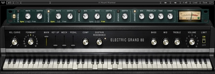 Waves Electric Grand 80 Piano image 1