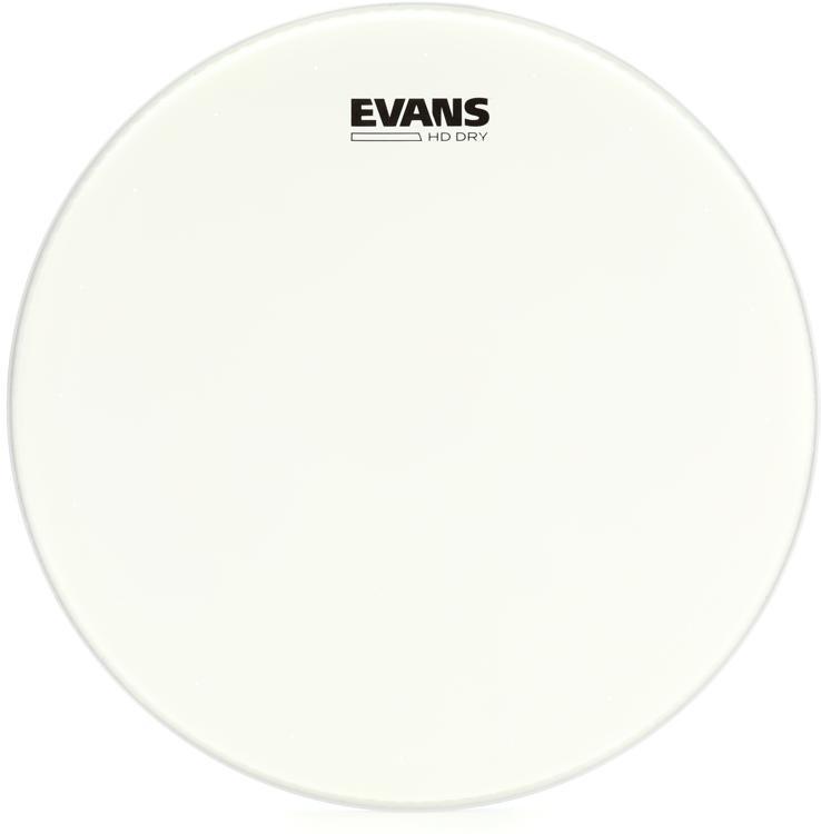 evans genera hd dry drumhead 14 sweetwater. Black Bedroom Furniture Sets. Home Design Ideas