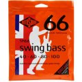 Rotosound SM66 Swing Bass 66 Stainless Steel Roundound Long Scale Bass Strings