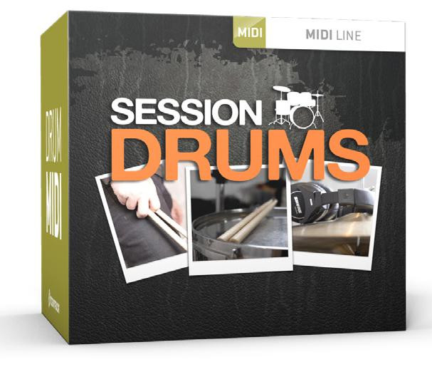 toontrack session drums midi pack sweetwater. Black Bedroom Furniture Sets. Home Design Ideas