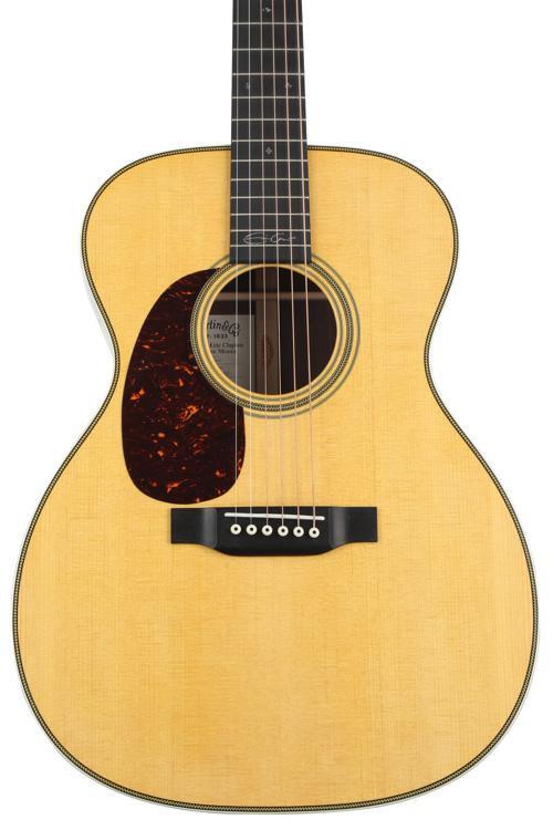 Martin 000-28EC Eric Clapton Left-handed - Natural image 1