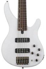 Yamaha TRBX505 Trans White
