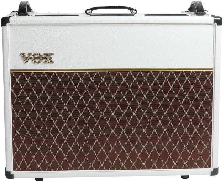 Vox AC30C2 Limited White Bronco - 30-watt 2x12