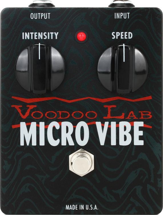 Voodoo Lab Micro Vibe Vintage Rotary Speaker Pedal image 1