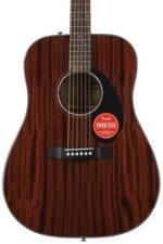 Fender CD-60S - Natural Mahogany