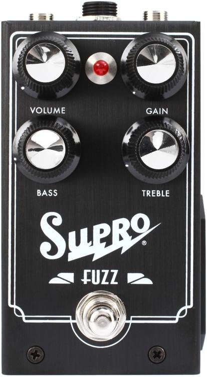 Supro Fuzz Pedal image 1