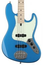 Lakland USA 44-60 Classic - Lake Placid Blue, Maple