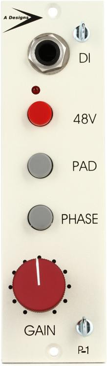 A Designs P-1 Microphone Preamp image 1