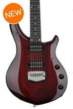 Ernie Ball Music Man John Petrucci Majesty Monarchy - Royal Red