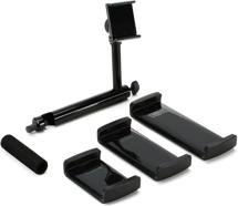 On-Stage Stands Grip-On Universal Device Holder with u-mount Mounting Post