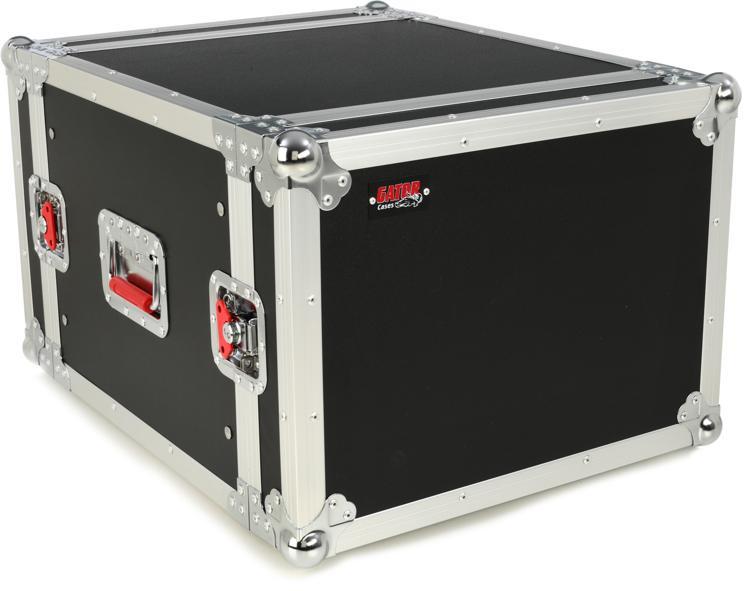 Gator G-TOUR 8U - 8U, Standard Audio Road Rack Case image 1