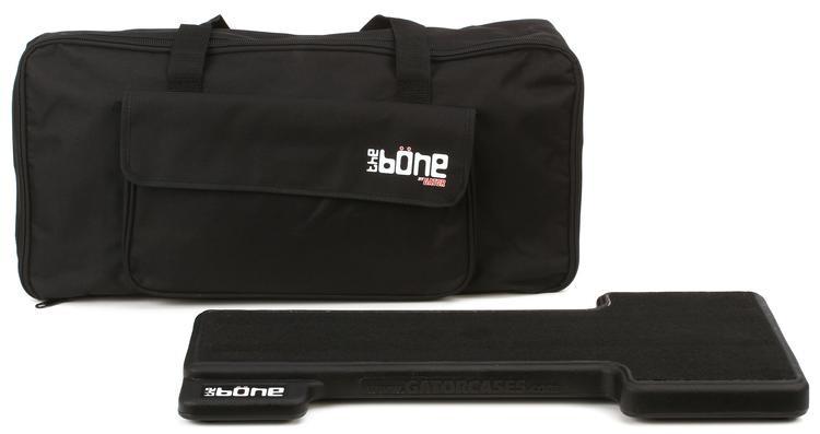 Gator G-Bone - 5-pedal Molded Pedal Board w/Carry Bag image 1