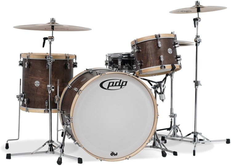 PDP Concept Maple Classic 3-piece Shell Pack - 24