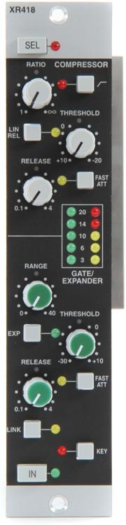 Solid State Logic XRack E Series Dynamics Module image 1