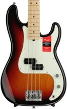 Fender American Professional Precision Bass - 3-color Sunburst with Maple Fingerboard