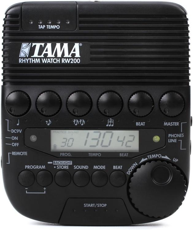 Tama RW200 Rhythm Watch - Drummer\'s Metronome image 1