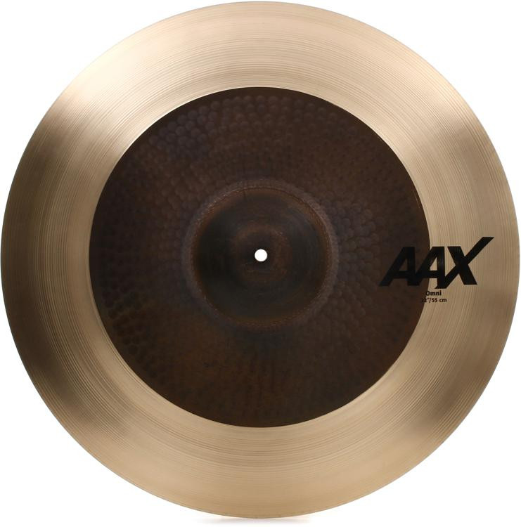Sabian AAX Omni Crash/ Ride Cymbal - 22