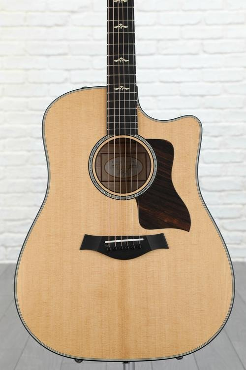 Taylor 610ce - Brown Sugar Stain