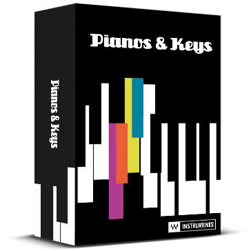 Pianos & Keys Plug-in Bundle