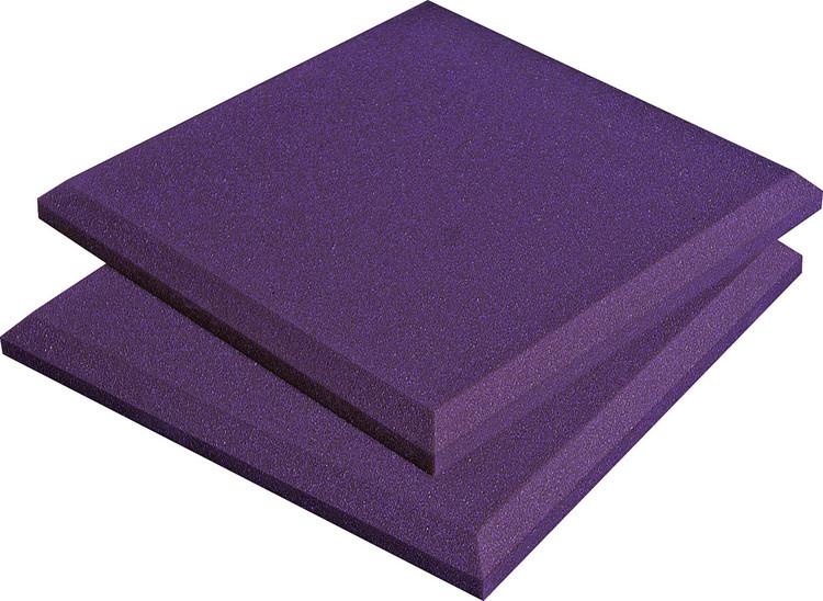 Auralex SonoFlat Panels - 2\' x 2\', Purple image 1