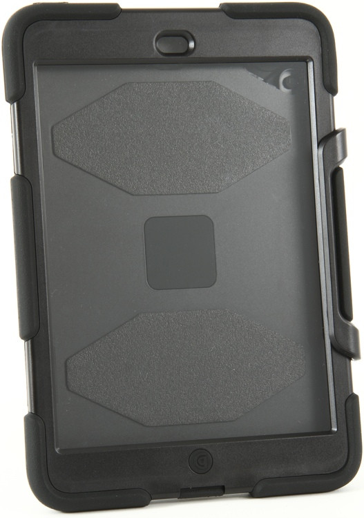 Griffin Survivor for iPad mini - Black Ruggedized Protector Case image 1