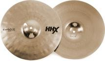 Sabian HHX Evolution Hi-hats - 13