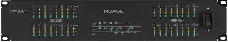 Yamaha Nio500-A8D8 16-channel Analog and Digital I/O for Nuage image 1