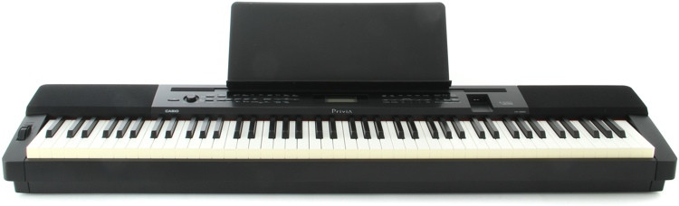 Casio Privia PX-350 Digital Piano- Black image 1