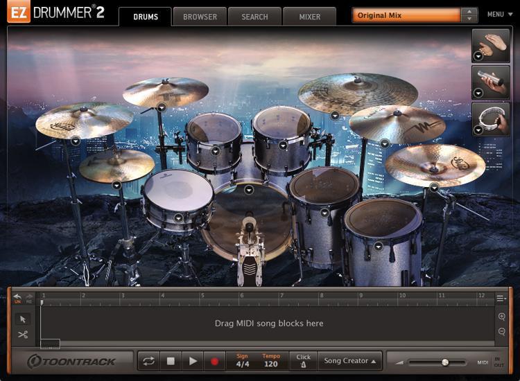 Toontrack Rock Solid EZX image 1