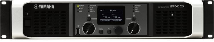 Yamaha PX5 Power Amplifier image 1