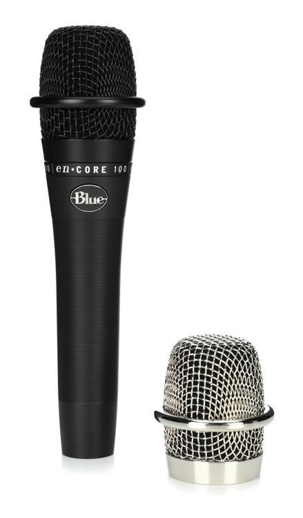 Blue Microphones enCORE 100 Black - Dynamic Handheld Microphone image 1