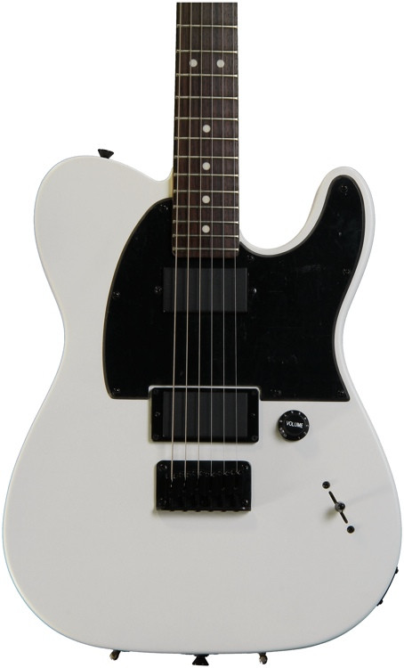 Squier Jim Root Signature Telecaster - Flat White image 1