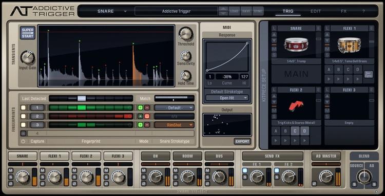 XLN Audio Addictive Trigger image 1