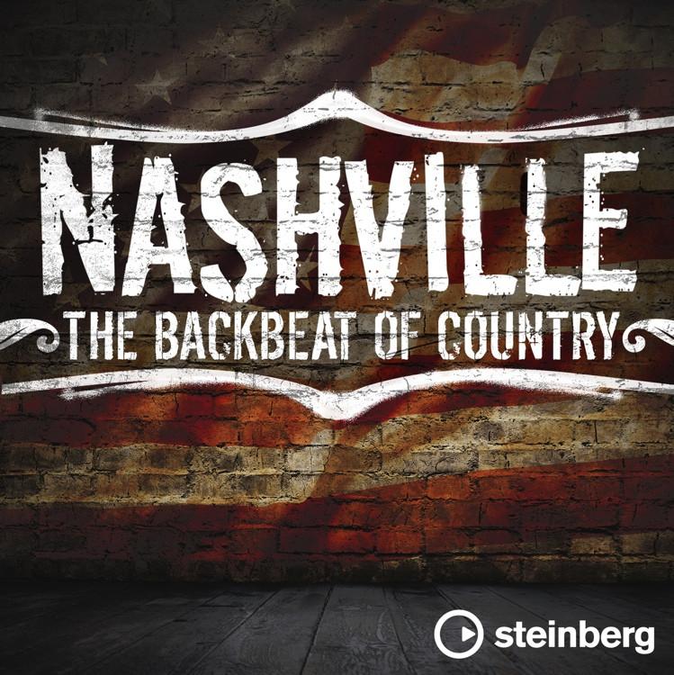 Steinberg Nashville Drums for Groove Agent image 1
