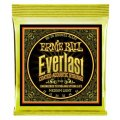 Ernie Ball 2556 Everlast Coated 80/20 Bronze Medium Light Acoustic Strings