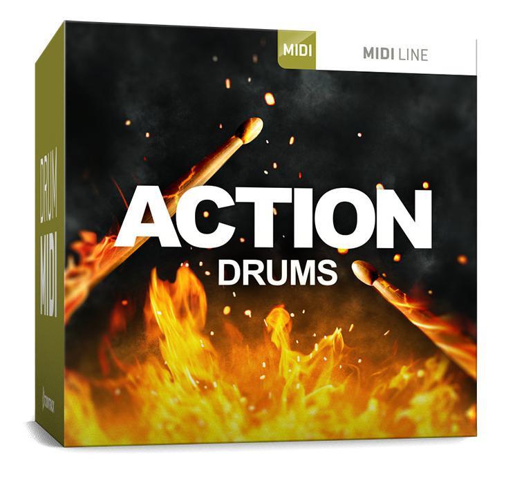 toontrack action drums midi pack sweetwater. Black Bedroom Furniture Sets. Home Design Ideas