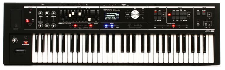 V-Combo VR-09-B 61-key Stage Performance Keyboard