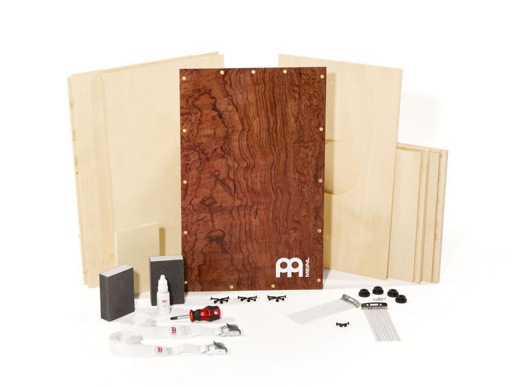 Meinl Percussion Deluxe Make-your-own Cajon Kit image 1