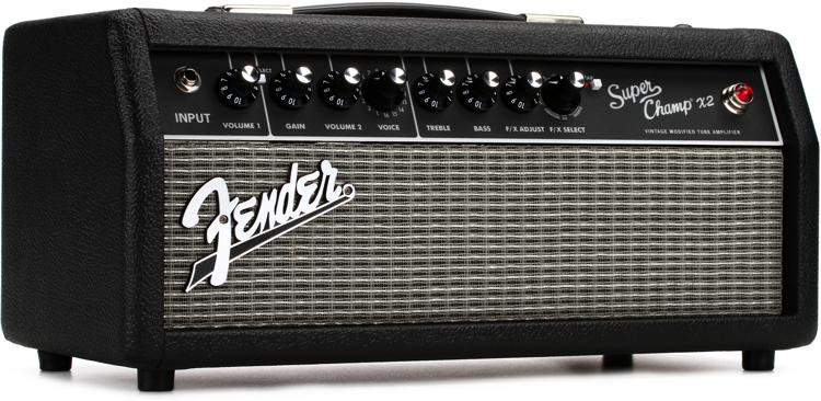 Fender Super Champ X2 15-watt Tube Head image 1