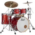 Pearl Masters Complete 4-piece Shell Pack - Vermilion Red Sparkle