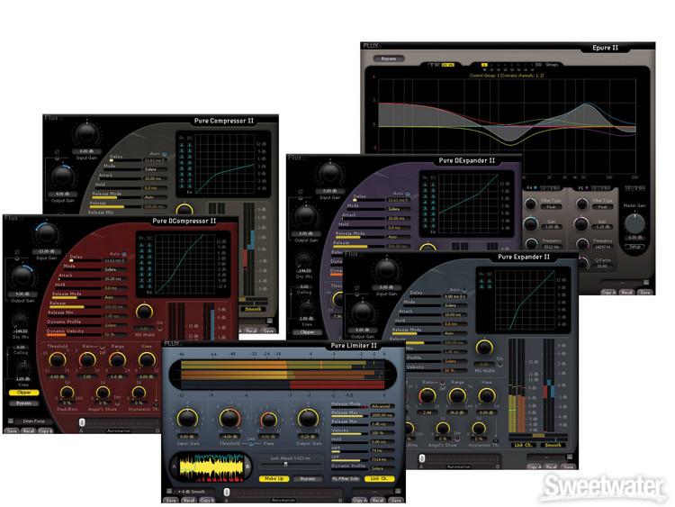 Flux:: Flux Recording Pack Plug-in Bundle image 1