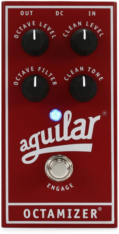 Aguilar Octamizer Analog Bass Octave Pedal image 1