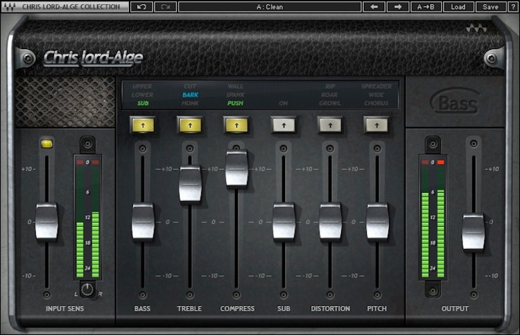 Waves CLA Bass Plug-in image 1