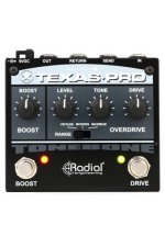 Radial Tonebone Texas Pro Overdrive and Boost Pedal