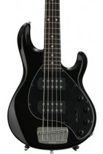 Ernie Ball Music Man StingRay5 HH Neck-Through - Black