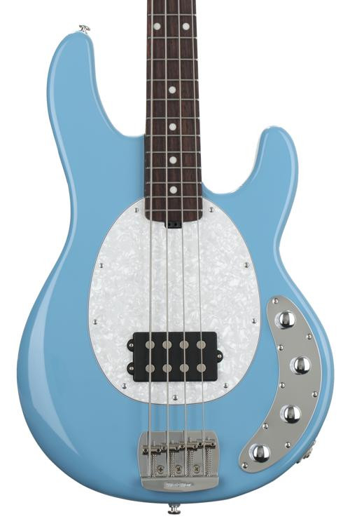 ernie ball music man stingray special 4h chopper blue with rosewood fingerboard sweetwater. Black Bedroom Furniture Sets. Home Design Ideas