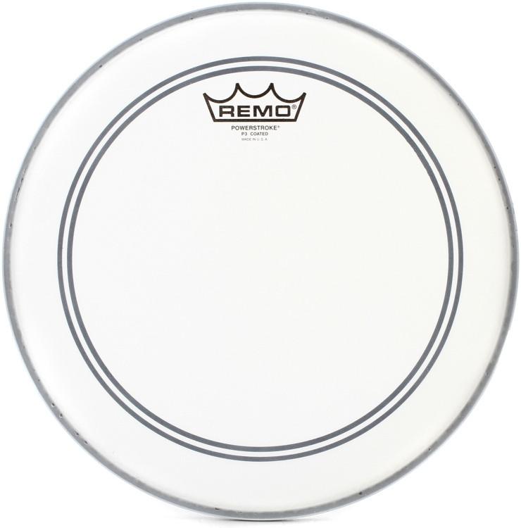Remo Coated Powerstroke 3 Drum Head - 12