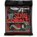 Ernie Ball 2715 Cobalt Skinny Top/Heavy Bottom Electric Strings