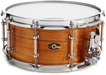 Stone Custom Drum Company Super American Hawaiian Koa Snare Drum - 6.5