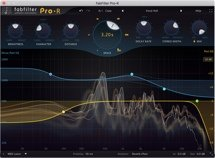 FabFilter Pro-R Reverb Plug-in Academic Version